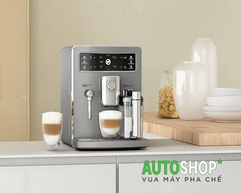 2.-Máy-pha-cà-phê -tự-động-SAECO-HD8954