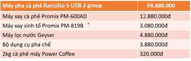 Combo-rancilio-5-usb-2-group